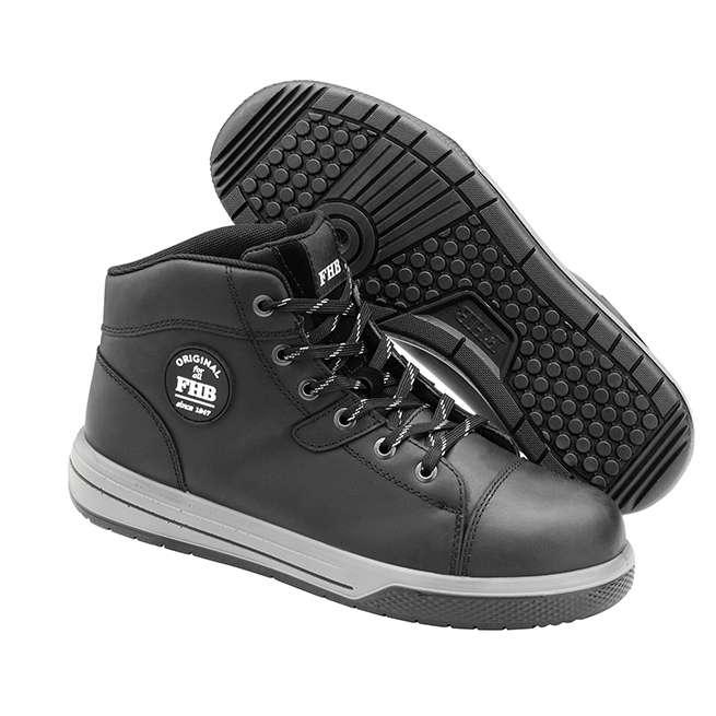 FHB LINUS S3 Sneaker, hoch