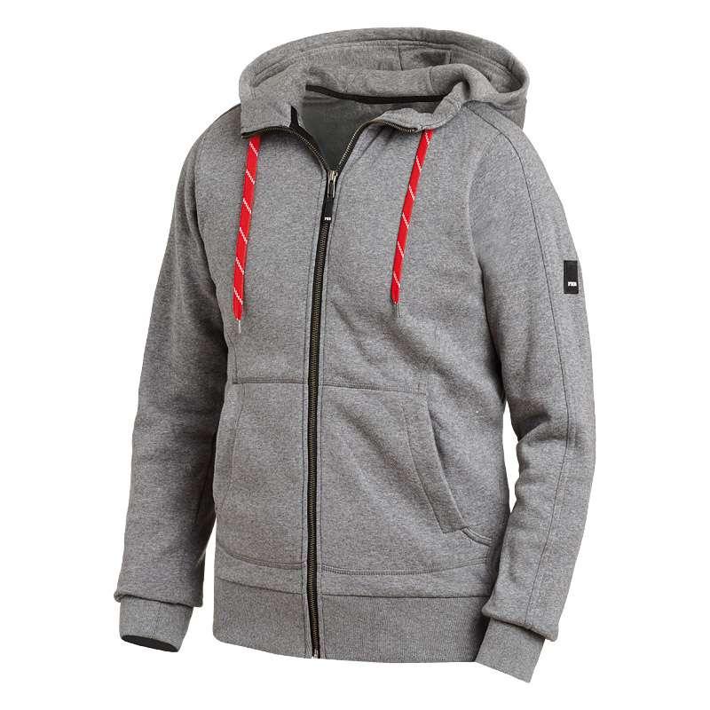 FHB BENNO Sweater-Jacke mit Kapuze