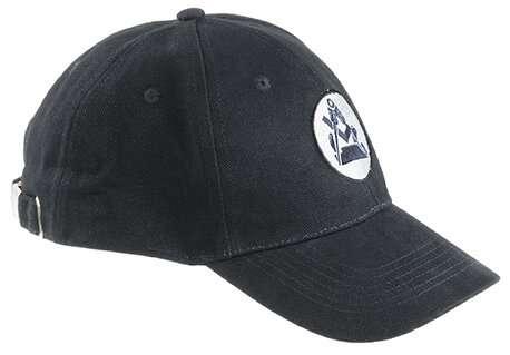 FHB NOAH Tischler-Cap uni, schwarz
