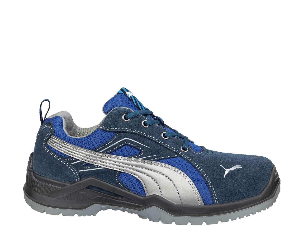 Puma Omni BLUE LOW S1P SRC