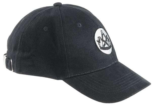 FHB TIM Zimmermann-Cap uni, schwarz