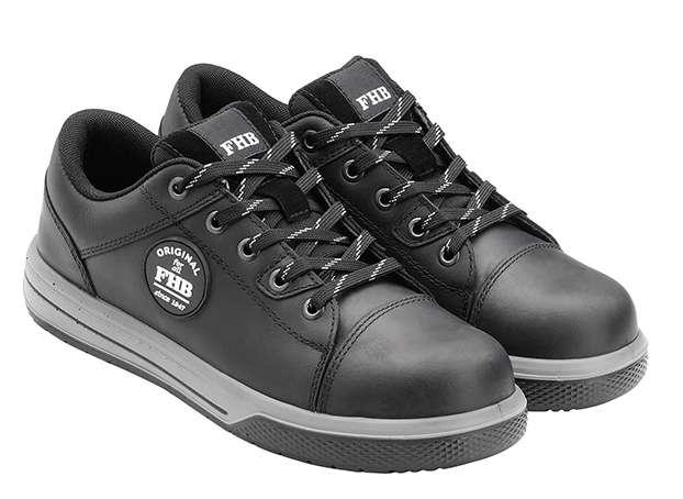 FHB JULIAN S3 Sneaker, flach
