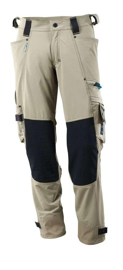 Hose mit Knietaschen aus Dyneema®