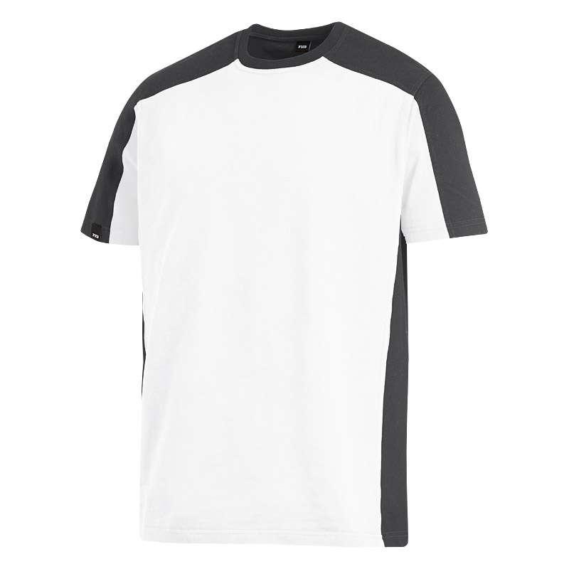 FHB MARC T-Shirt zweifarbig